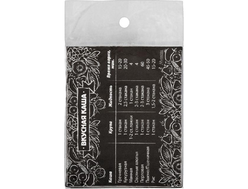 Купить Магнит-шпаргалка Вкусная каша 11*8, 5 см Marmiton /360/24, арт. 16170