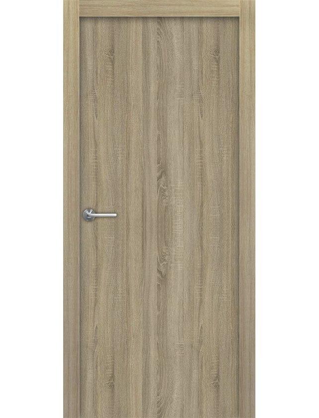 Купить Дверное полотно ПВДГ 20-9 (ДП-ККНЛ-СКД-1) кортекс, каналетто, сканди-1