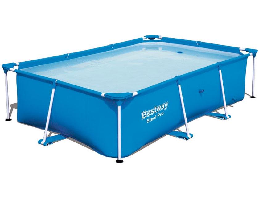 Купить со скидкой Бассейн каркасный Bestway Steel Pro 56403, 259х170х61 см