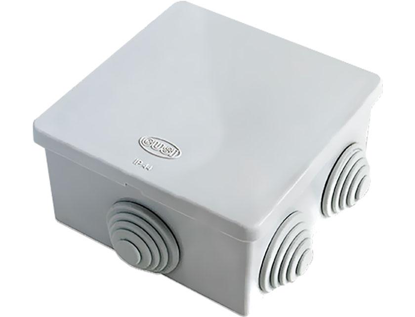 Купить Коробка монтажная прямоугольная С3В76 GUSI IP44