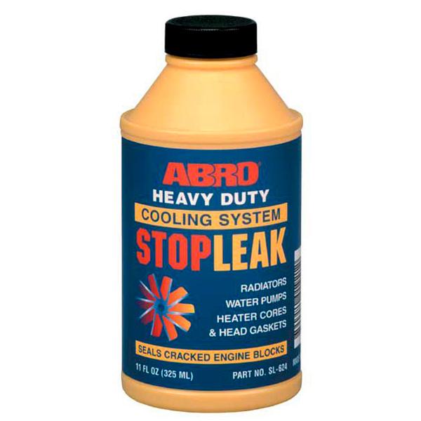 Купить Герметик для радиатора усиленный жидкий, 325мл ABRO SL-624