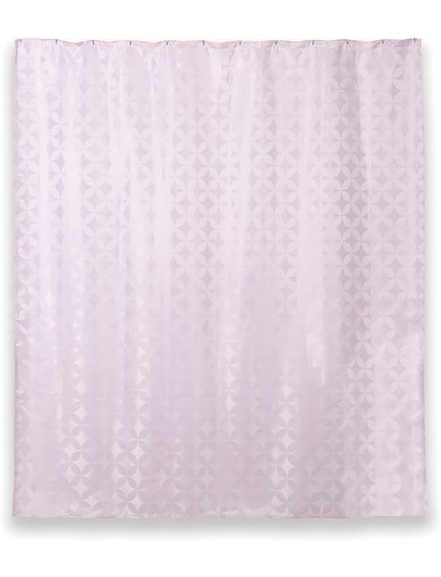 Купить Штора для ванной тканевая 180x200 см Lamis, арт. T626-8 (т.м WESS)