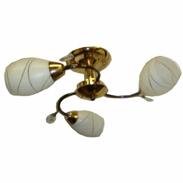 Купить Светильник подвесной (CL) MH22933/3BK+FGD (3*40Вт, Е27) ИП Зубович