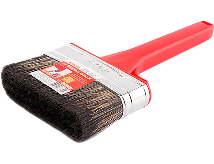 Купить Кисть КФ 120х35 Водные краски флейцевая