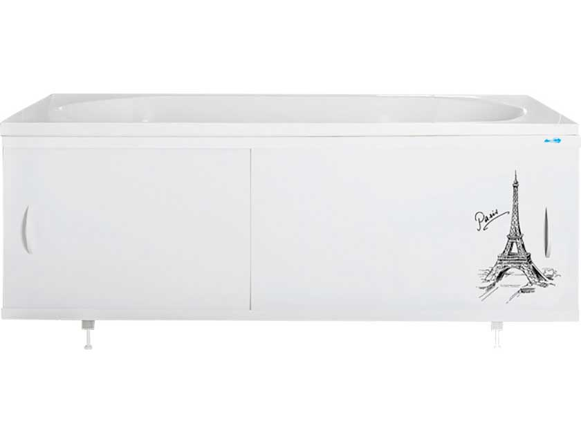 Купить Экран для ванны Ваннбок Париж 1, 5 м