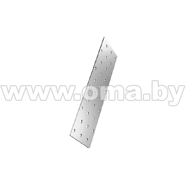 Монтажная пластина PP2 100x40 мм Арт. 440201  - купить со скидкой