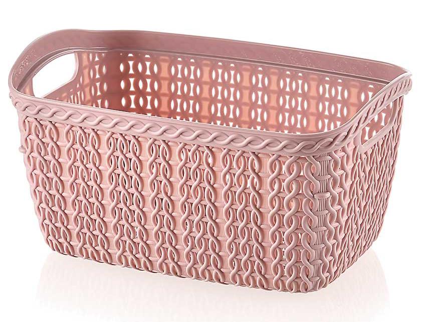 Купить Корзина декоративная Floria Lace 08 1060, 16, 5х25х11, 5 см, 3 л