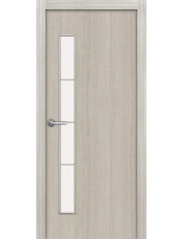 Купить Дверное полотно ПВДЧ 20-6 (С11М-ККПЧ-СКД-1) кортекс, капучино, сканди-1