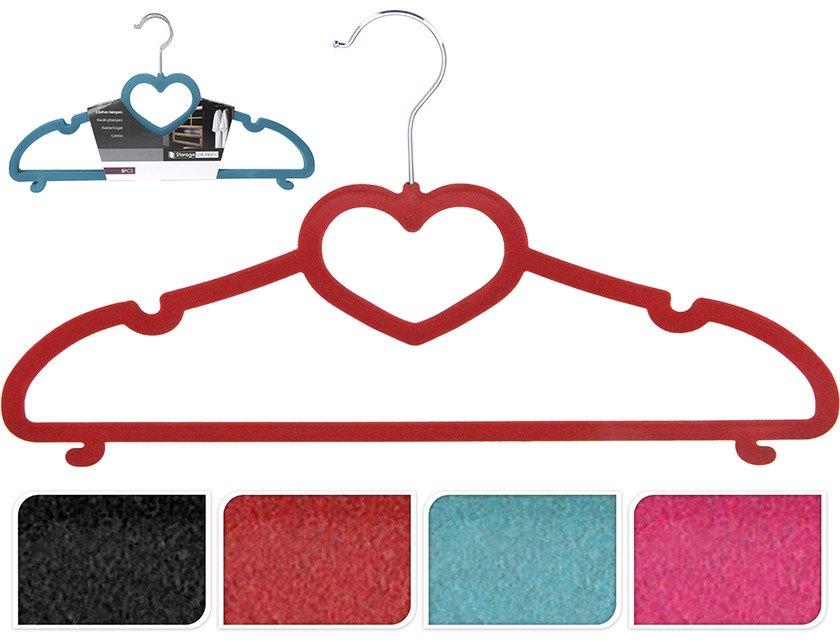 Набор вешалок для одежды Storage Solutions 048000020, 5 шт  - купить со скидкой