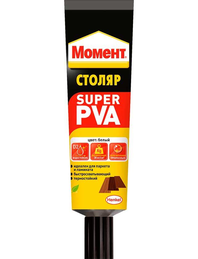 Купить Клей Момент Супер-ПВА, 125 грамм