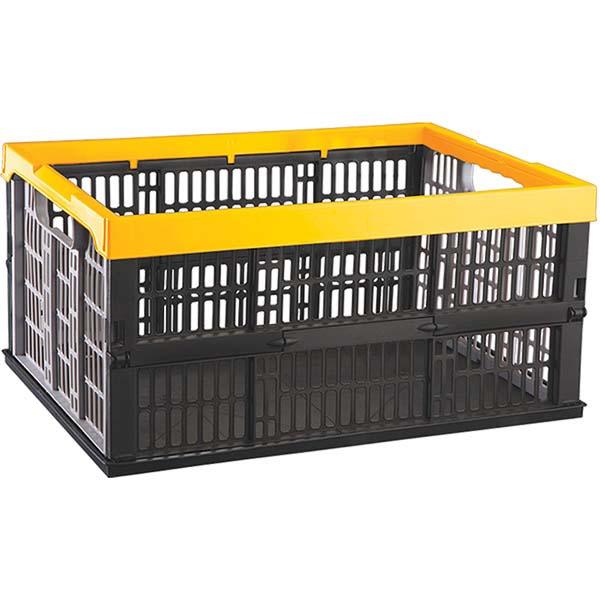 Ящик складной с перфорированными стенками  - купить со скидкой