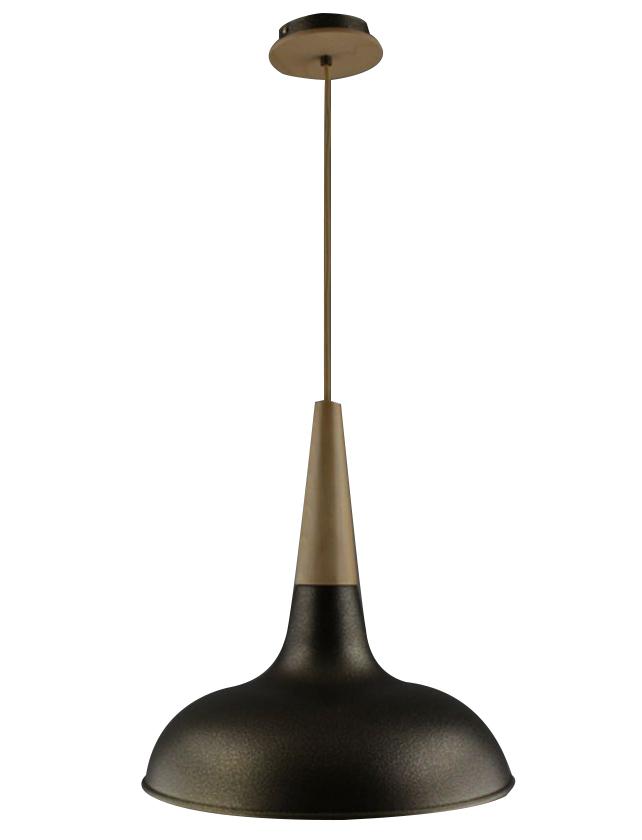 Купить со скидкой Светильник подвесной ALFA Doro Gold 60007, 1х60 Вт