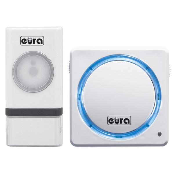 Звонок беспроводной EURA VIBRATO WDP-31A3, EURA-tech sp. z o.o.  - купить со скидкой