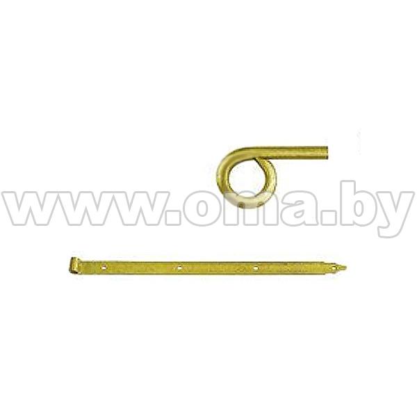 Купить Петля поясная ZP 400 fi 13 400x35/4, 0 желтая Арт.8204