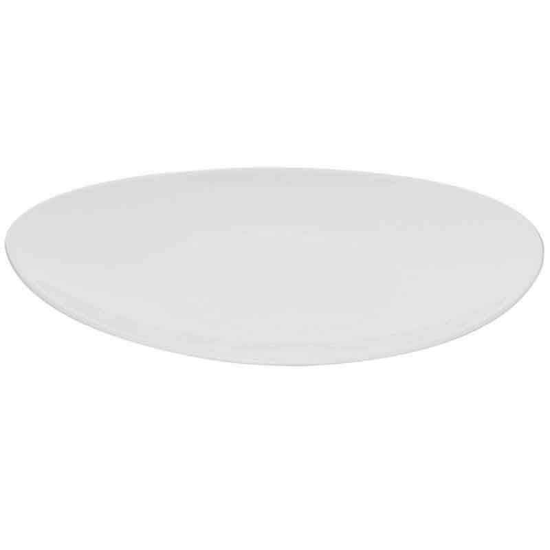 Купить Тарелка десертная артикул 490420-990, 22х19 см стекло