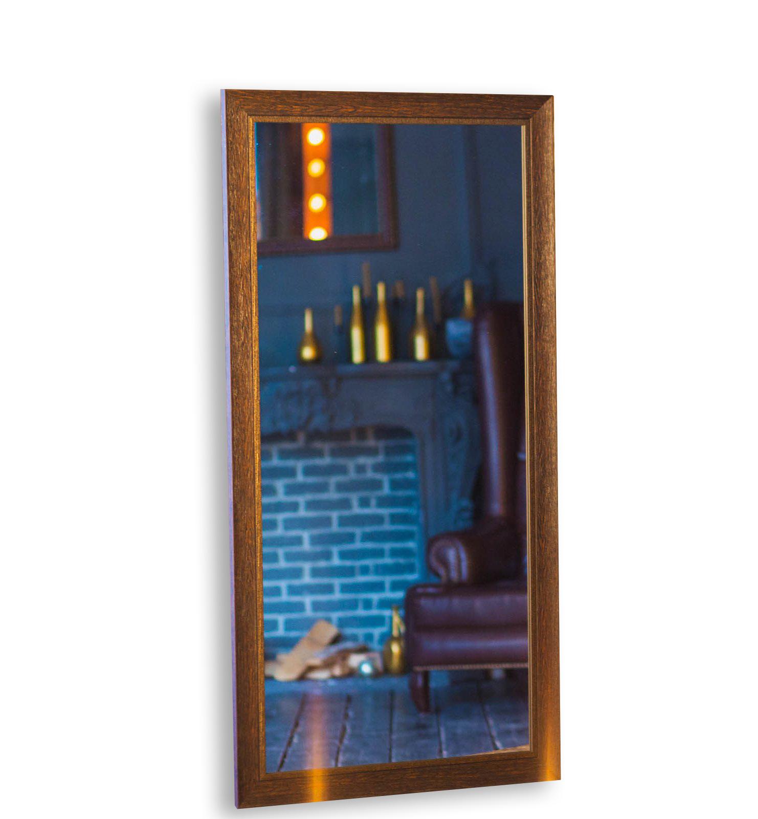 Купить Зеркало с рамой В161-2 в комплекте, РБ 1400х700 мм