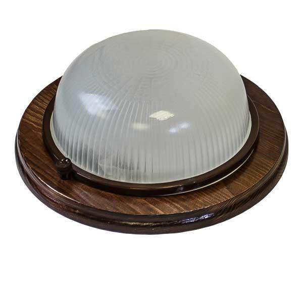 Купить Светильник настенно-потолочный Кантри круг IP54 НБO 03-60-021