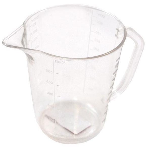 Купить Кружка мерная пластмассовая, 1 л