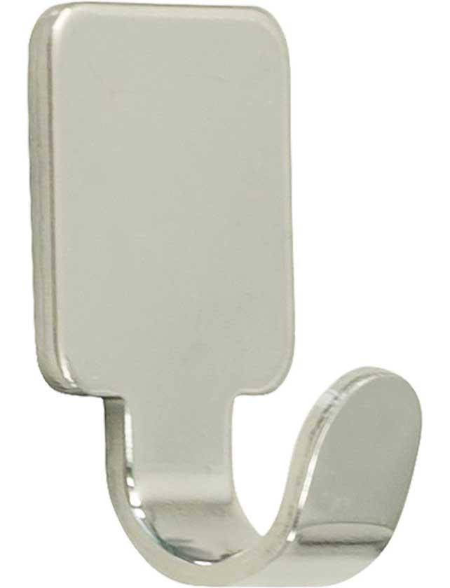 Купить Крючок мебельный цвет матовый никель 2319/ZN4KV3S (3шт.)