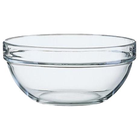 Купить Салатник стеклянный J0053, 17 см