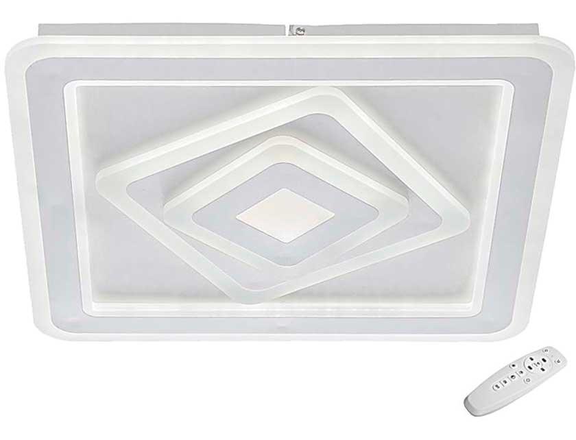 Купить Светильник подвесной (LED) L8584 с пультом (144Вт, LED) Айтин-Про