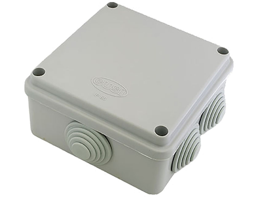 Купить Коробка монтажная прямоугольная С3В106 GUSI IP55