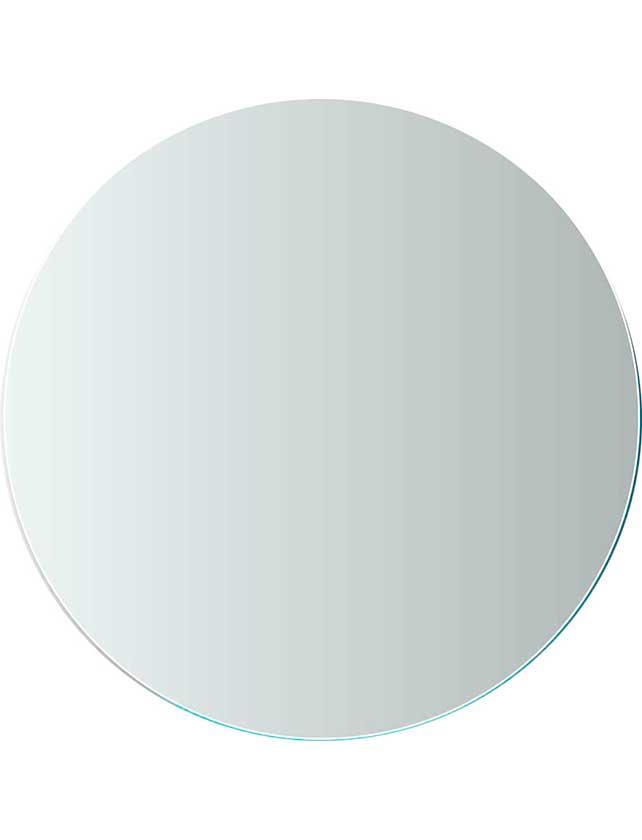 Зеркало D500мм со шлиф. кромкой, арт. 8с-А/007  - купить со скидкой