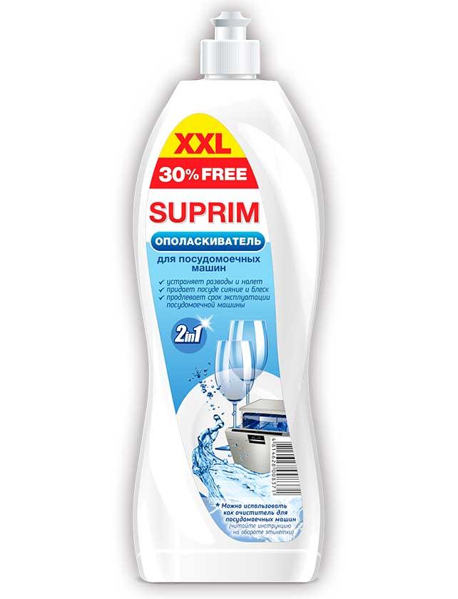 Производитель не установлен / Ополасківателі д/посудамыйных машын SUPRIM, 1000мл